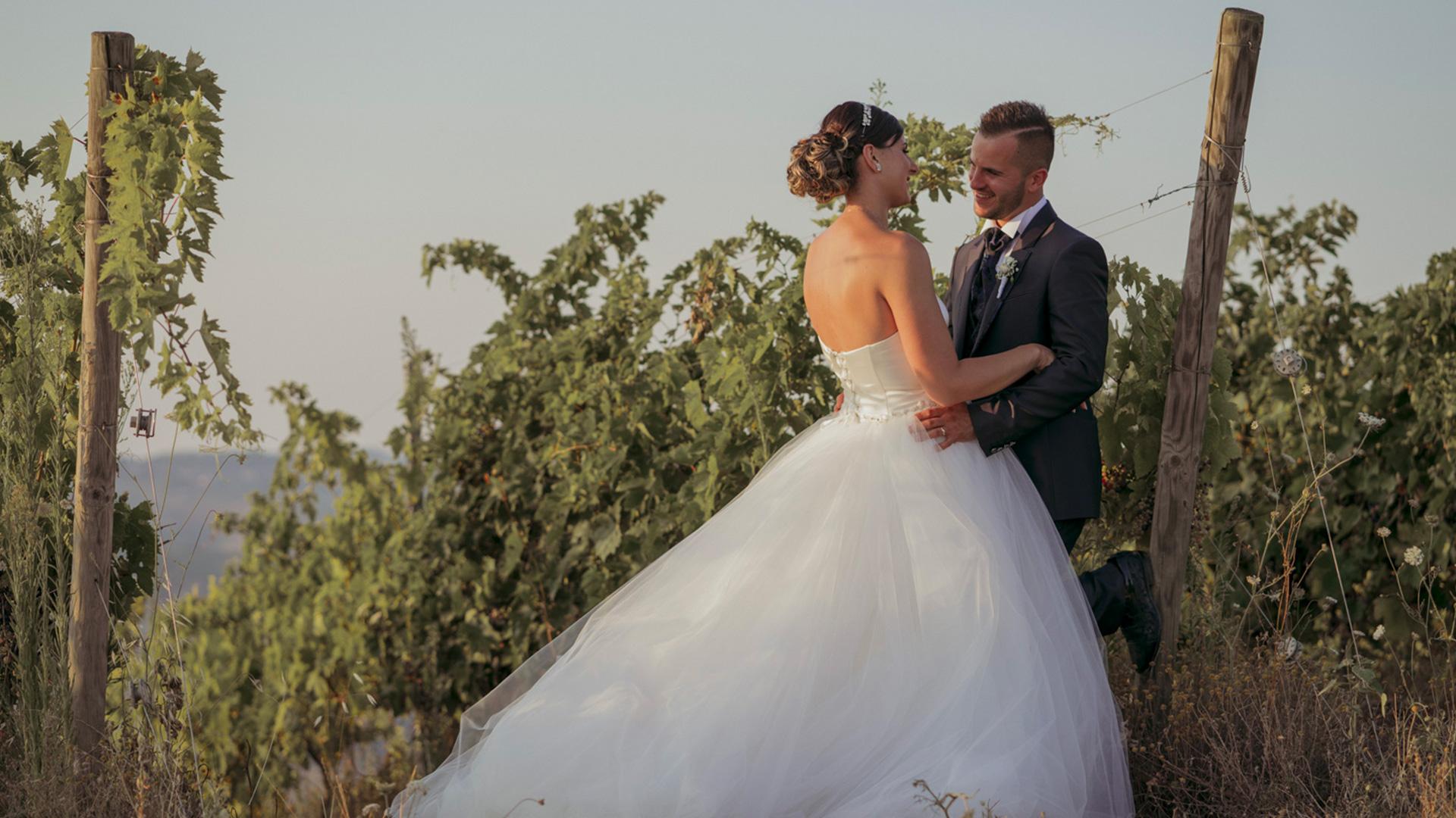 un matrimonio rombante
