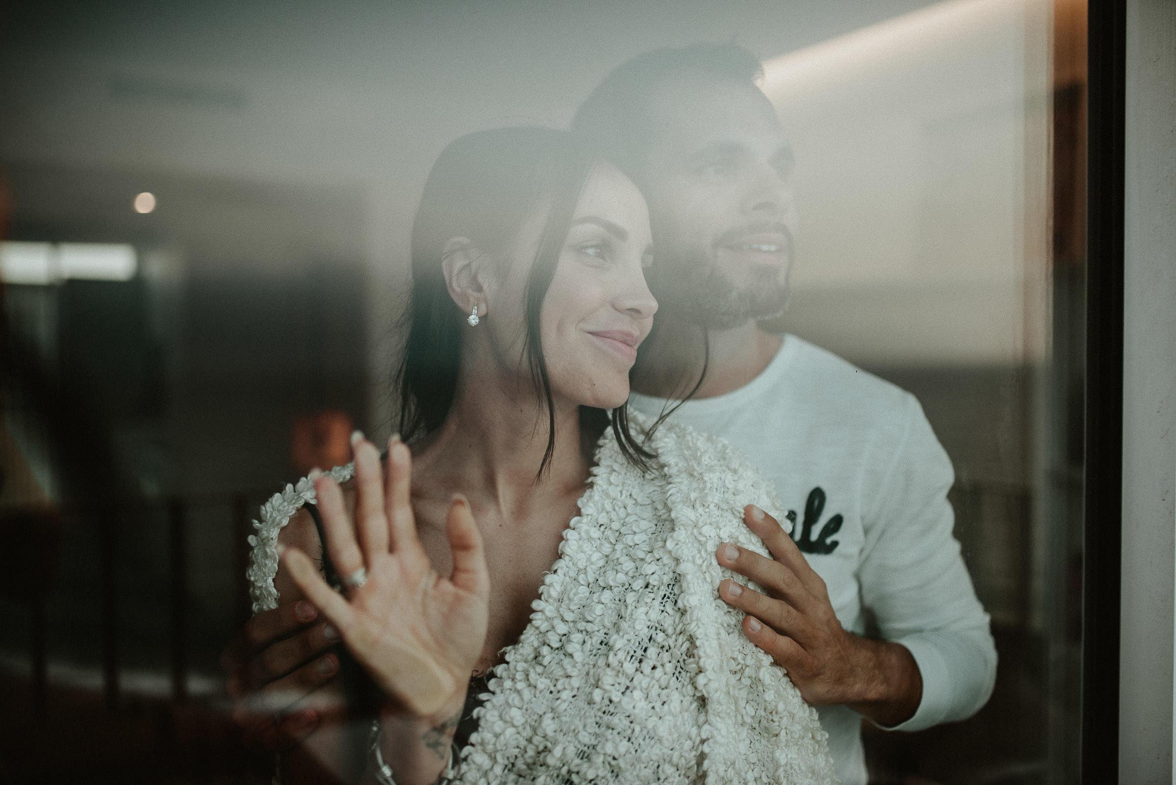 Cedric e Valentina un Engagement in Spagna
